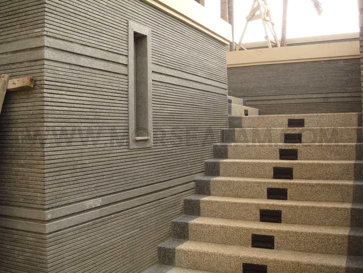 tangga-cor-sikat